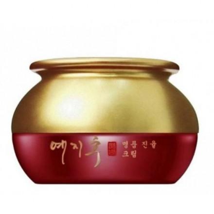 Крем с экстрактом красного женьшеня, 50г, YEZIHU. Bergamo.