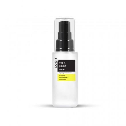 Сыворотка выравнивающая тон кожи с витамином С, 50мл, COXIR. COXIR.
