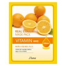 Тканевая маска с витаминами, 25мл. Juno.