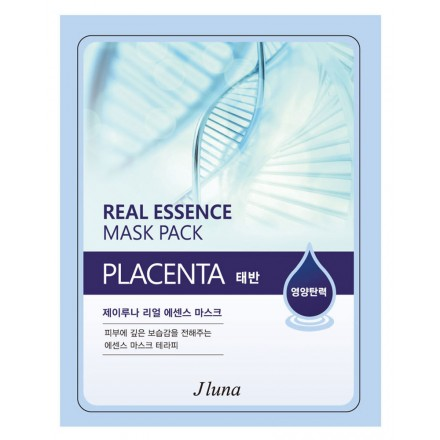 Тканевая маска с плацентой, 25мл. Juno.