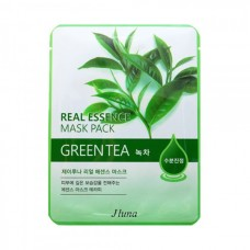 Тканевая маска с зеленым чаем, 25мл. Juno.