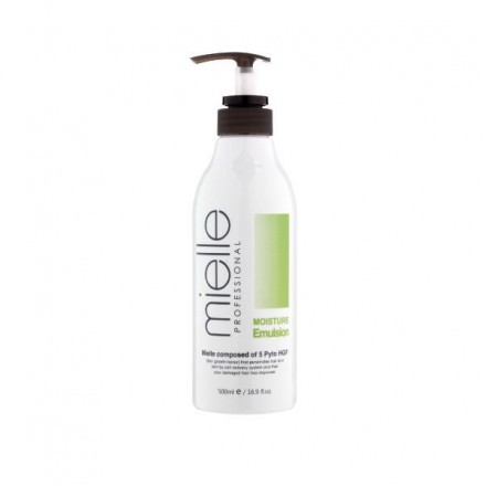 Эмульсия увлажняющая для волос, 500мл, Mielle Professional. Mielle.