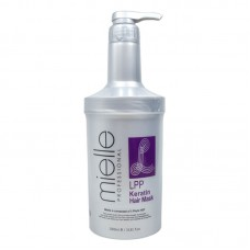 Маска для волос с кератином, 1000 мл, Mielle.