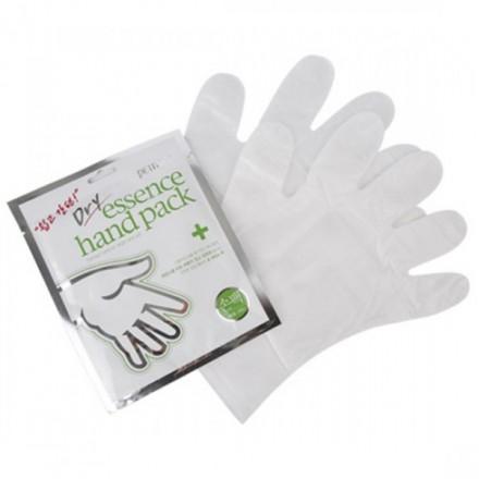 Смягчающая питательная маска для рук. PETITFEE.