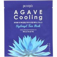 Гидрогелевая маска для лица с охлаждающим эффектом, 32г, PETITFEE. PETITFEE.