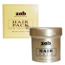 Увлажняющая маска для поврежденных волос, 150мл. ZAB.